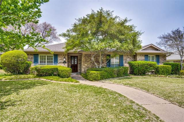 3601 Churchill Lane, Plano, TX 75075 (MLS #14504117) :: Craig Properties Group