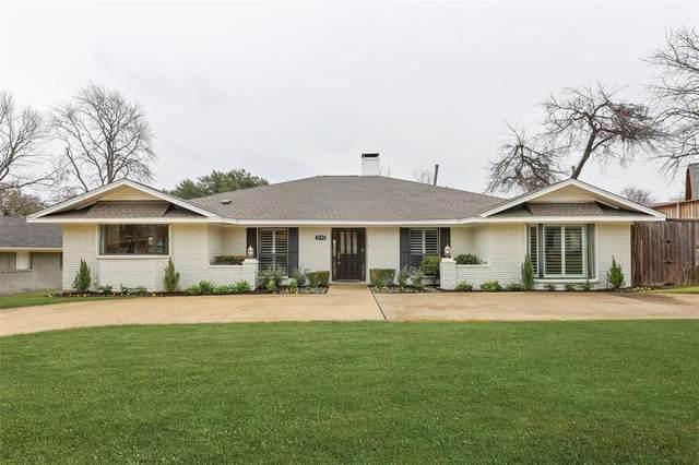 9505 Milltrail Drive, Dallas, TX 75238 (MLS #14504118) :: The Mauelshagen Group