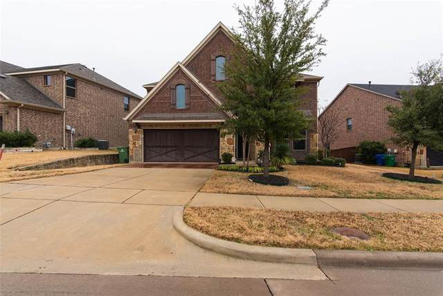 1013 Chickasaw Drive, Carrollton, TX 75010 (MLS #14504144) :: The Mauelshagen Group