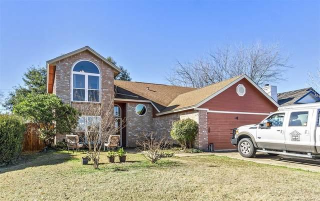 6513 Lakeside Drive, Lake Worth, TX 76135 (MLS #14504146) :: The Property Guys
