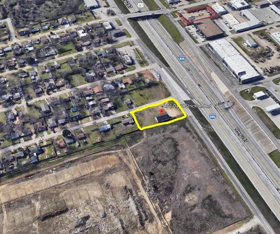 5401 David Strickland Road, Fort Worth, TX 76119 (MLS #14504166) :: All Cities USA Realty