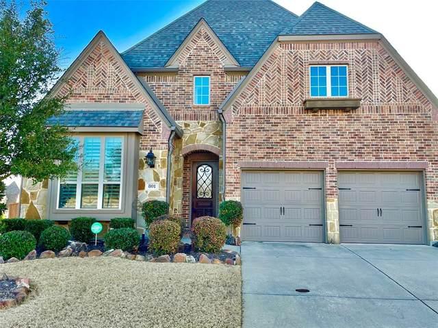 801 Snyder Drive, Mckinney, TX 75072 (MLS #14504178) :: Robbins Real Estate Group