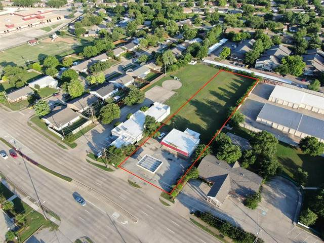 718 E Main Street, Allen, TX 75002 (MLS #14504186) :: The Kimberly Davis Group