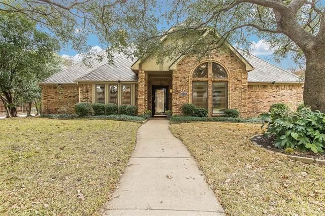 3605 Omar Lane, Plano, TX 75023 (MLS #14504206) :: Frankie Arthur Real Estate