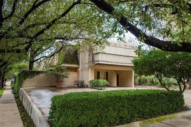 3602 Hawthorne Avenue, Dallas, TX 75219 (MLS #14504221) :: The Good Home Team
