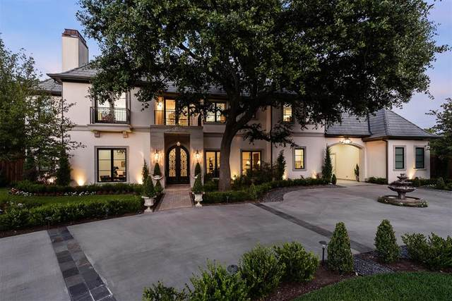 11820 Doolin Court, Dallas, TX 75230 (MLS #14504231) :: Hargrove Realty Group