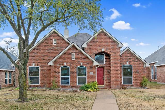 8248 Mura Drive, Plano, TX 75025 (MLS #14504234) :: The Good Home Team