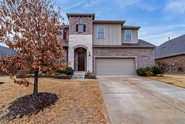 5512 Ridgeson Drive, Mckinney, TX 75071 (MLS #14504306) :: Hargrove Realty Group