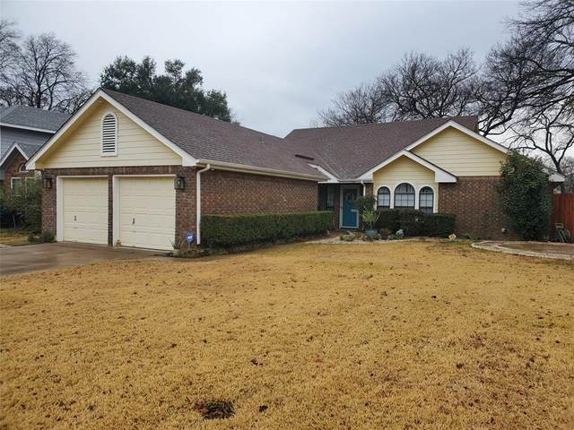 2301 Mcdowell Drive, Euless, TX 76039 (MLS #14504329) :: Hargrove Realty Group