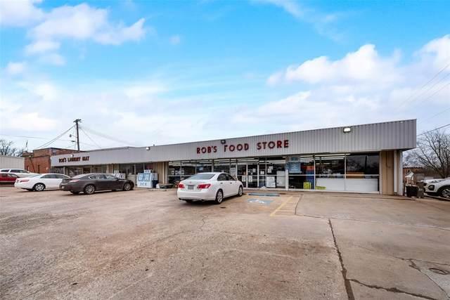226 E Commerce, Fairfield, TX 75840 (MLS #14504344) :: The Kimberly Davis Group