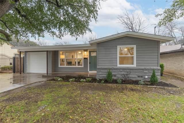 3137 Tex Boulevard, Fort Worth, TX 76116 (MLS #14504347) :: The Mauelshagen Group
