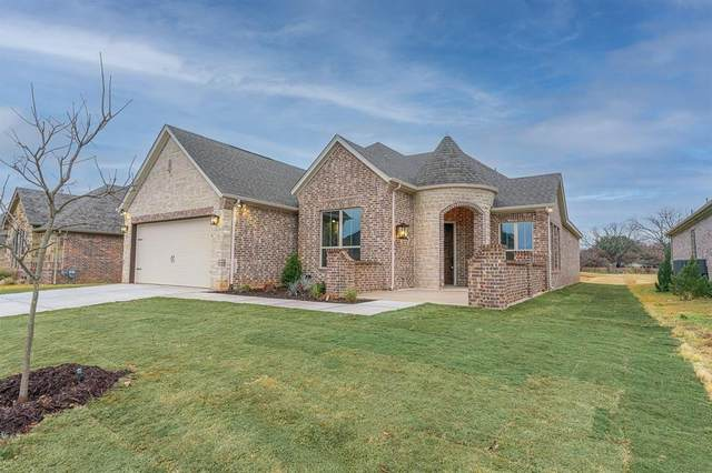 2045 Clive Drive, Granbury, TX 76048 (MLS #14504353) :: All Cities USA Realty