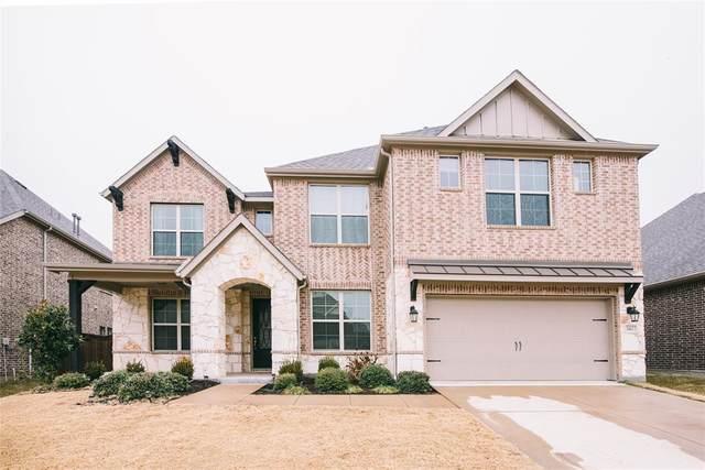 1412 Grapevine Cove, Mckinney, TX 75071 (MLS #14504359) :: The Hornburg Real Estate Group