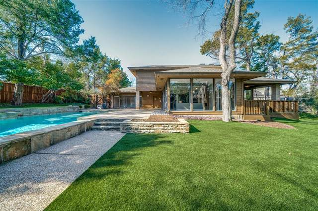 7235 Valley View Place, Dallas, TX 75240 (MLS #14504360) :: Bray Real Estate Group
