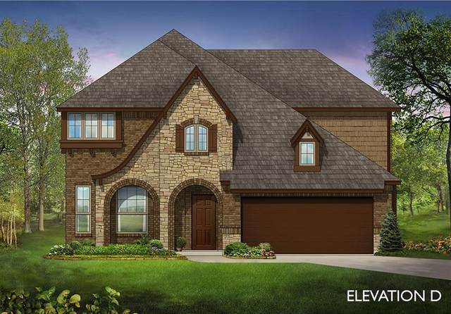 1220 Brookview Drive, Justin, TX 76247 (MLS #14504377) :: All Cities USA Realty