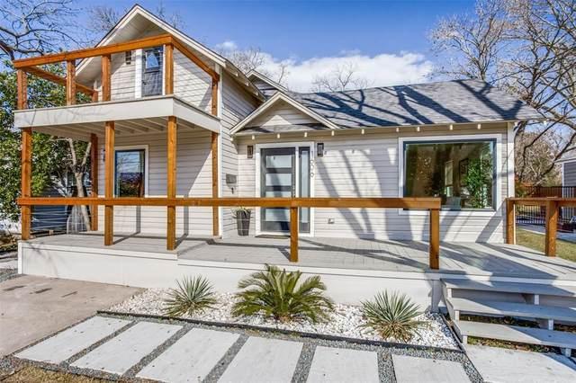 1606 Lakeland Drive, Dallas, TX 75218 (MLS #14504381) :: Robbins Real Estate Group