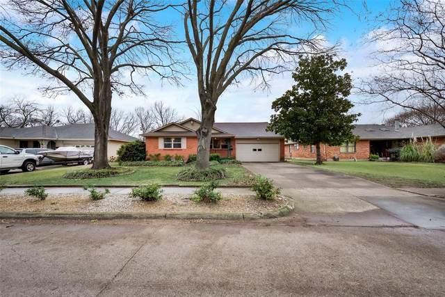 2461 Pinebluff Drive, Dallas, TX 75228 (MLS #14504388) :: Robbins Real Estate Group