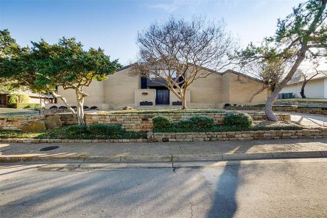 7162 Grand Oaks Road, Dallas, TX 75230 (MLS #14504390) :: Premier Properties Group of Keller Williams Realty