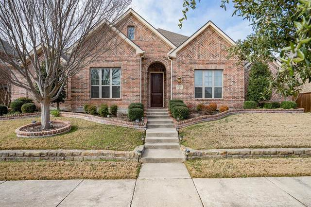 12937 Spring Hill Drive, Frisco, TX 75035 (MLS #14504398) :: Feller Realty