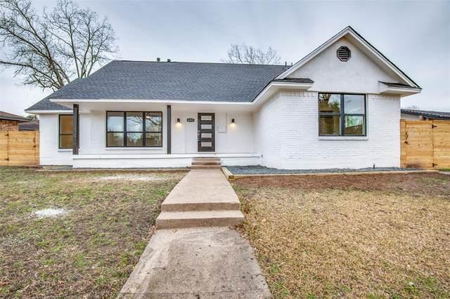 6022 Spring Glen Drive, Dallas, TX 75232 (MLS #14504399) :: The Hornburg Real Estate Group