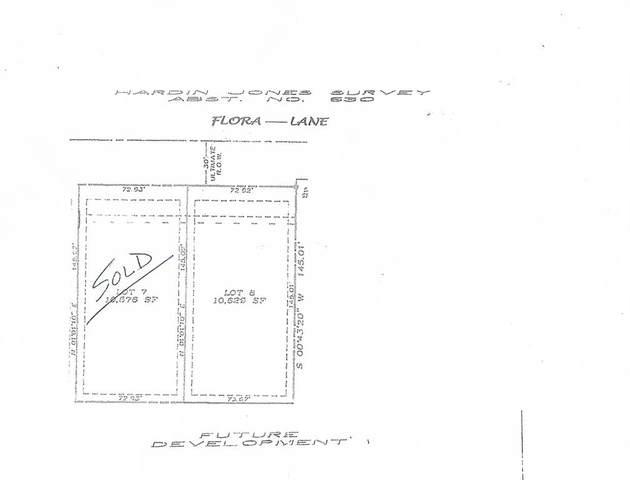 TBD Flora Lane, Denison, TX 75020 (MLS #14504408) :: RE/MAX Pinnacle Group REALTORS