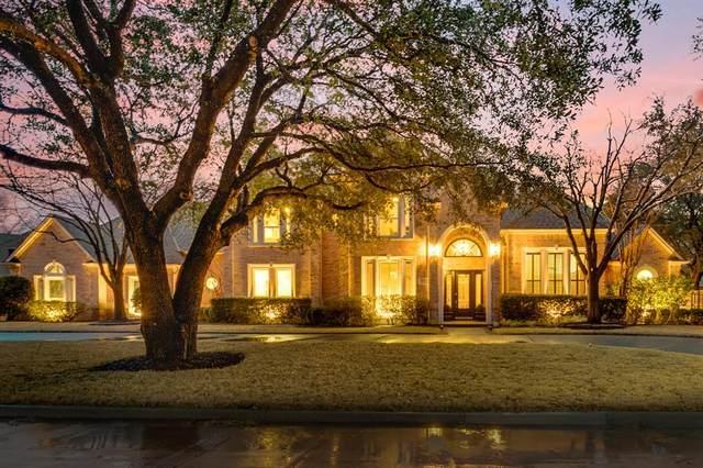1455 Bent Creek Drive, Southlake, TX 76092 (MLS #14504412) :: The Kimberly Davis Group