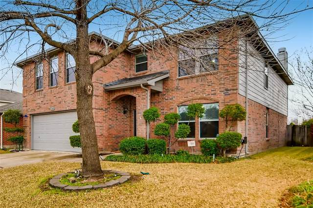2340 White Oak Drive, Little Elm, TX 75068 (MLS #14504432) :: Premier Properties Group of Keller Williams Realty