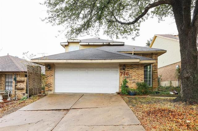 716 Via Miramonte, Mesquite, TX 75150 (MLS #14504435) :: All Cities USA Realty
