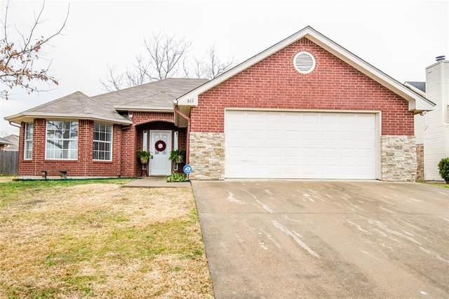 511 Columbia Avenue, Waxahachie, TX 75165 (MLS #14504436) :: The Hornburg Real Estate Group