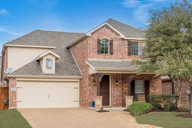4608 Forest Cove Drive, Mckinney, TX 75071 (MLS #14504452) :: Hargrove Realty Group