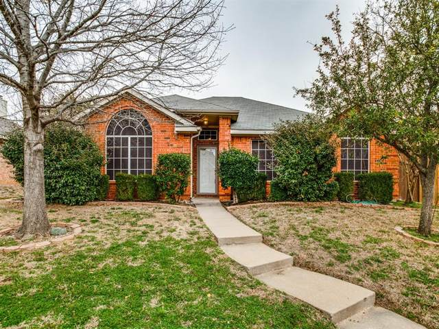 8112 Stern Street, Frisco, TX 75035 (MLS #14504456) :: Hargrove Realty Group