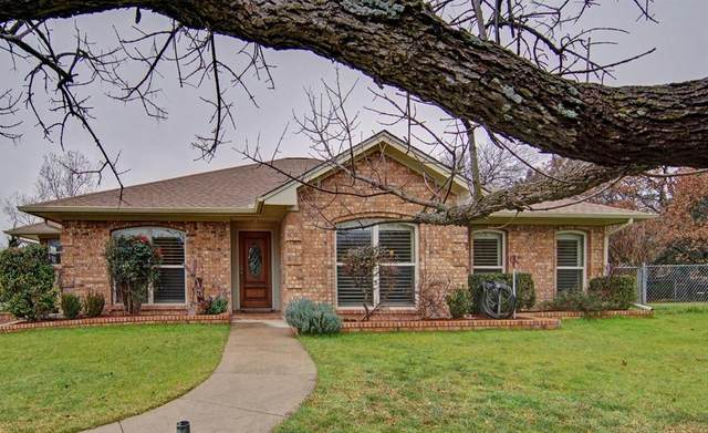 242 Southview Drive, Hudson Oaks, TX 76087 (MLS #14504458) :: Hargrove Realty Group