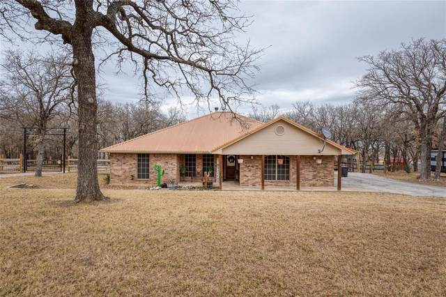 316 W Arbor Court, Springtown, TX 76082 (MLS #14504462) :: Hargrove Realty Group