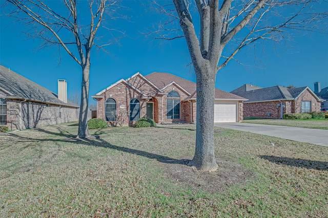 2608 Coffey Drive, Denton, TX 76207 (MLS #14504471) :: Robbins Real Estate Group