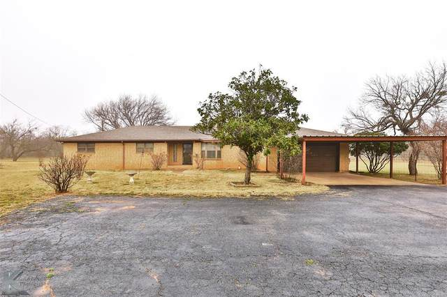 540 Foothill Road, Abilene, TX 79602 (MLS #14504477) :: All Cities USA Realty