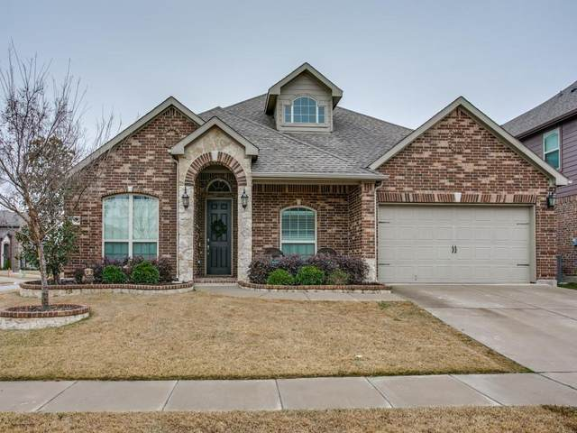 9701 Amaranth Drive, Fort Worth, TX 76177 (MLS #14504483) :: The Mauelshagen Group