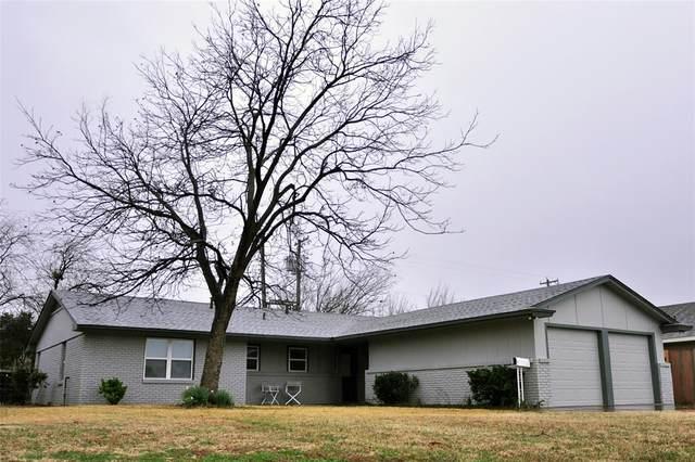 5432 Van Natta Lane, Fort Worth, TX 76112 (MLS #14504486) :: All Cities USA Realty