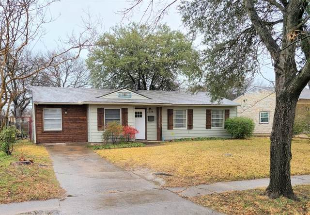 2329 Hillglenn Road, Dallas, TX 75228 (MLS #14504493) :: Robbins Real Estate Group