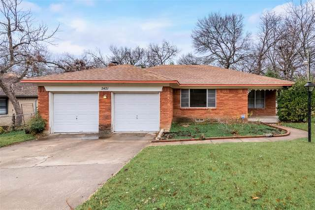 2421 Driftway Drive, Dallas, TX 75228 (MLS #14504501) :: Bray Real Estate Group