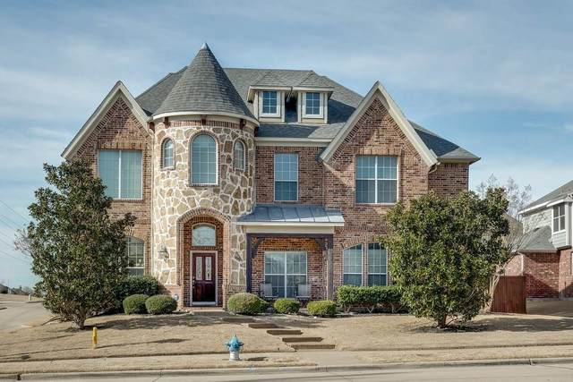 10116 Burnt Mill Lane, Frisco, TX 75035 (MLS #14504517) :: Hargrove Realty Group