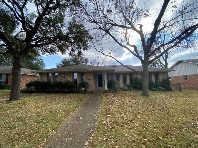 10905 Ferndale Road, Dallas, TX 75238 (MLS #14504520) :: Bray Real Estate Group