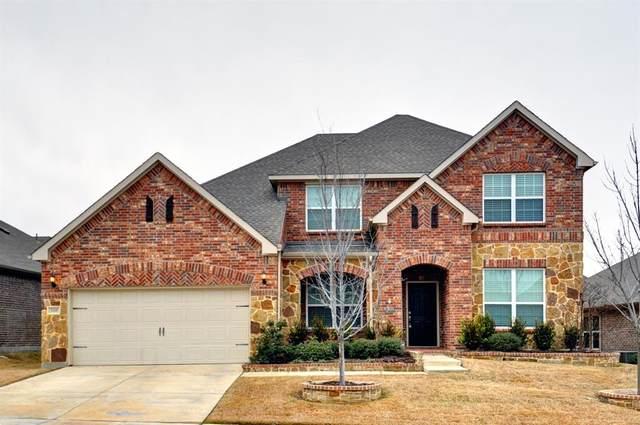1118 Berrydale Drive, Northlake, TX 76226 (MLS #14504525) :: The Heyl Group at Keller Williams