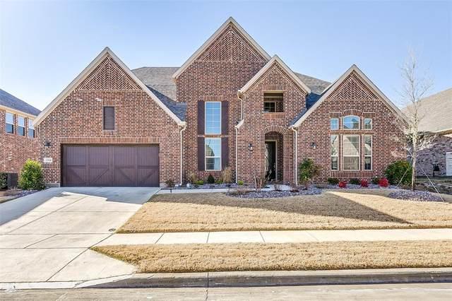 3314 Meridian Drive, Northlake, TX 76226 (MLS #14504532) :: The Heyl Group at Keller Williams