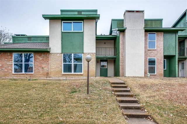1402 S Carrier Parkway #407, Grand Prairie, TX 75051 (MLS #14504540) :: The Mitchell Group