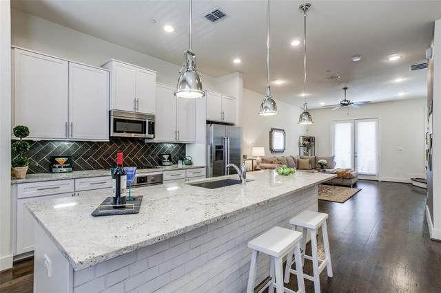 4211 Rawlins Street #838, Dallas, TX 75219 (MLS #14504604) :: The Hornburg Real Estate Group