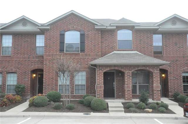 575 S Virginia Hills Drive #1903, Mckinney, TX 75072 (MLS #14504615) :: Craig Properties Group