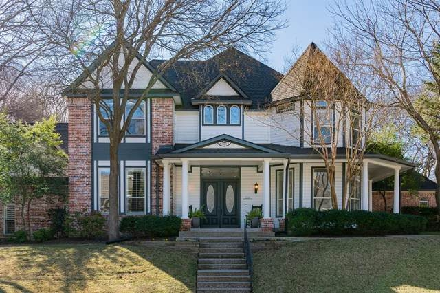 2201 Amherst Circle, Mckinney, TX 75072 (MLS #14504618) :: The Hornburg Real Estate Group