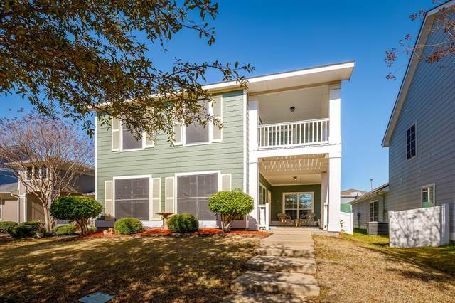 1141 King George Lane, Savannah, TX 76227 (MLS #14504619) :: The Mauelshagen Group