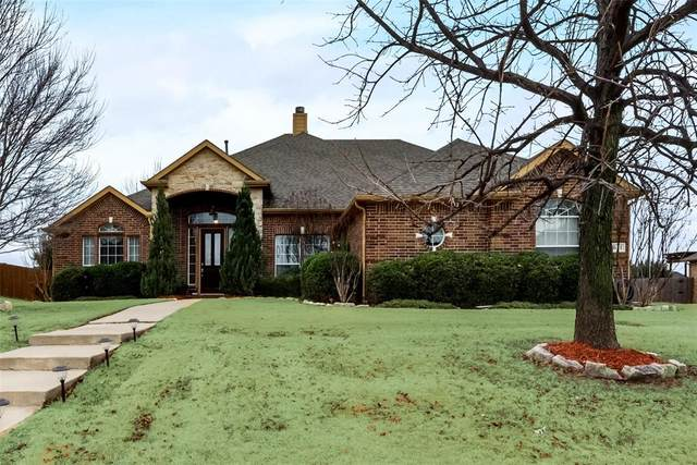 1641 Alamo Bell Way, Fort Worth, TX 76052 (MLS #14504620) :: Front Real Estate Co.