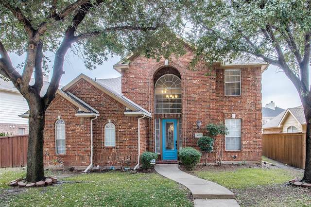 5632 Westwood Lane, The Colony, TX 75056 (MLS #14504628) :: The Rhodes Team